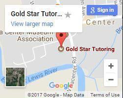 Gold Star Tutoring on Google Maps